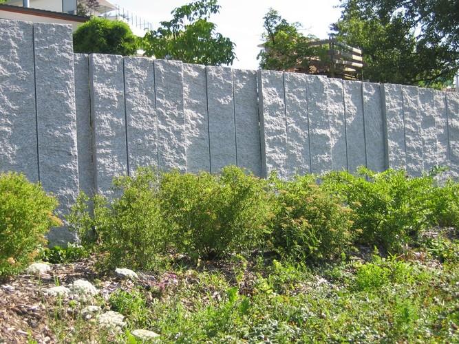 Ott gartenbau ag sichtschutz z une for Steinkorb sichtschutz